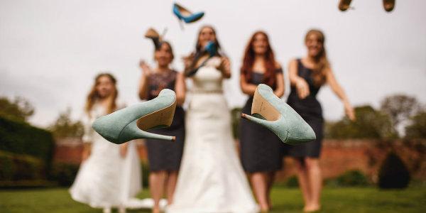 Креативные идеи свадебной фотографии