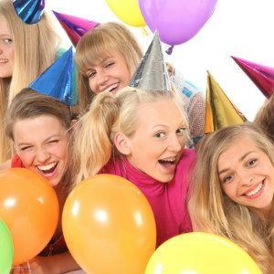 Улетный День рождения подбираем и проводим забавные конкурсы