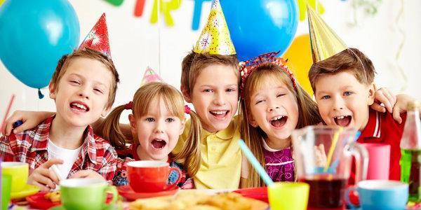 Выбираем лучшие развлечения на день рождения для детей