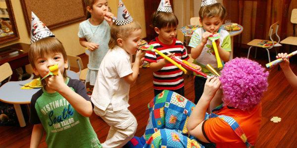 провести детский день рождения дома