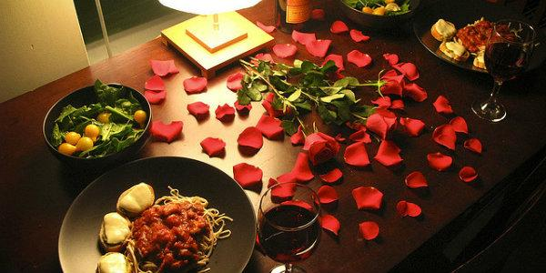 Девушкам на заметку как приготовить романтический ужин для любимого