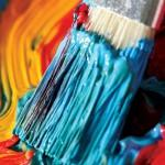 Потрясающий способ сплотить коллектив - мастер-класс приуроченный живописи маслом