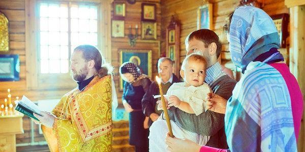 организовать крестины   мальчика