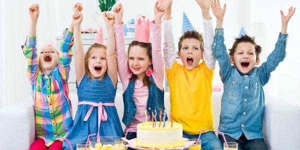 отметить день рожденья вашего ребенка в Москве