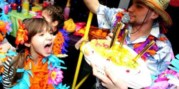вечеринка на день рождение