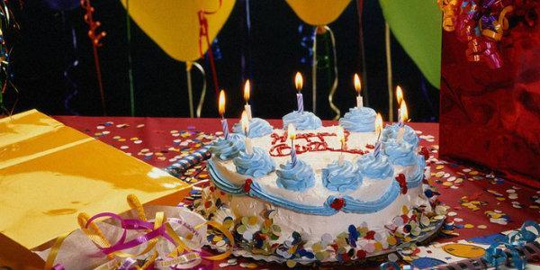 выбираем сценарий Дня рождения  для девочки