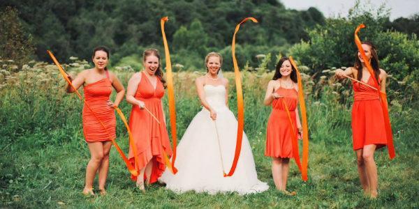 Оформление апельсиновой свадьбы что нужно знать молодоженам