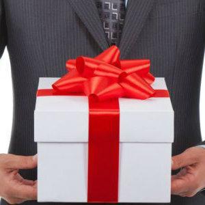 Выбираем подарок   бизнес партнеру