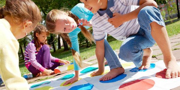 организовать детский праздник на природе от идей до их  воплощения