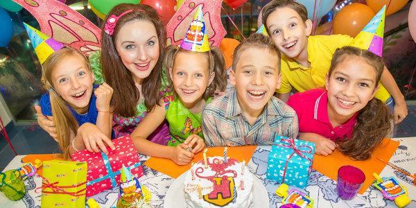 День рождения ребенка в 11 лет