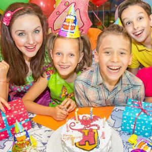 день рождения ребенка в лет