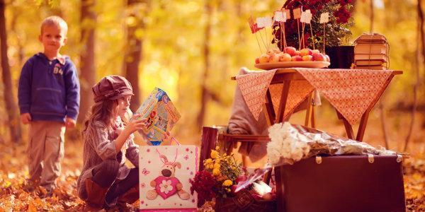 рожденье на природе – прекрасный шанс порадовать ребенка и устроить отличный праздник