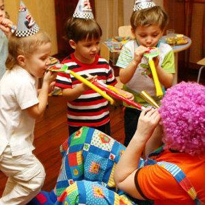 Как правильно подготовить игры и конкурсы для детей ко дню рождения