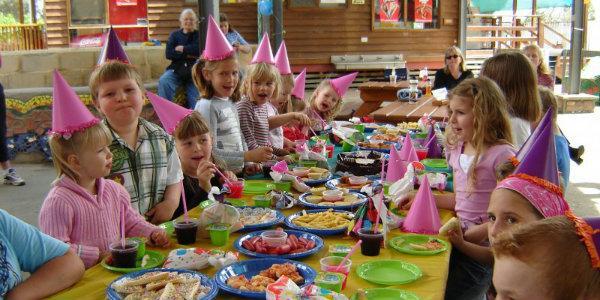 игры и конкурсы для детей ко дню  рождения