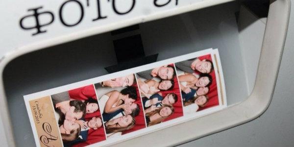 развлечение на мероприятие —  фотобудка