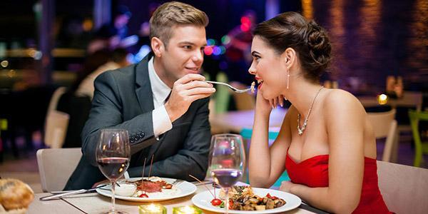 Романтический праздник для двоих