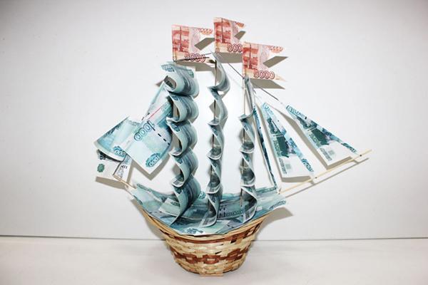 денежный корабль