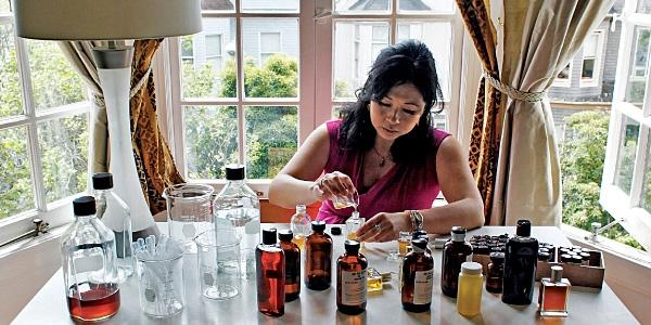 Уроки парфюмерного искусства