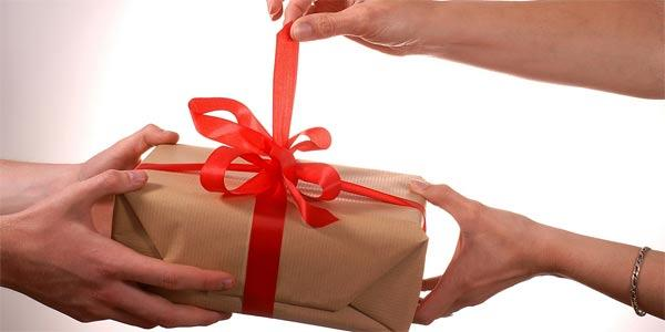 подарок рекомендации