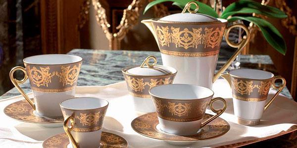 набор для чайной или кофейной церемонии