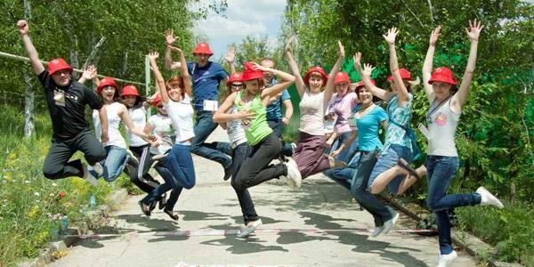 Идеи и советы по организации и проведения веселого выездного корпоратива на природе