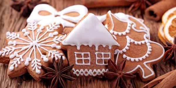 самодельные новогодние сладости