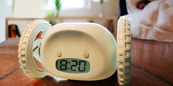 неординальный будильник